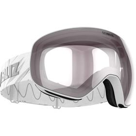 Bliz Floz Gafas, blanco/rosa